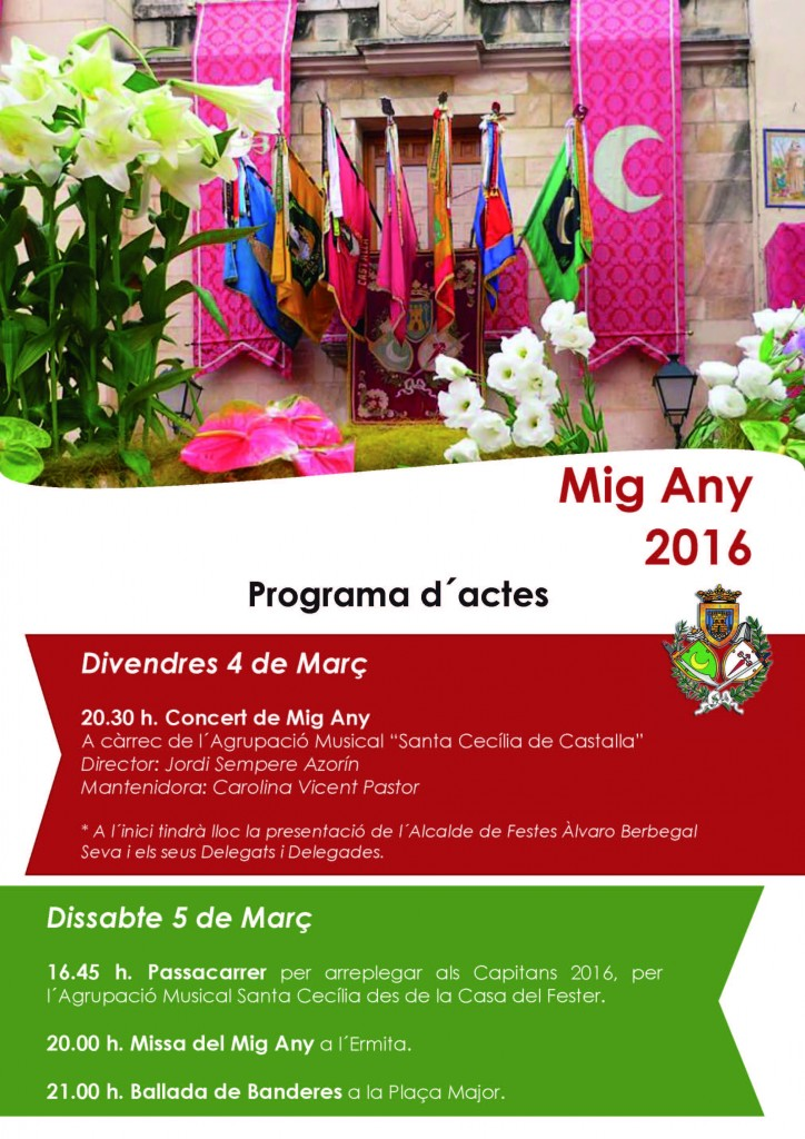 programa de actos mig any 2016